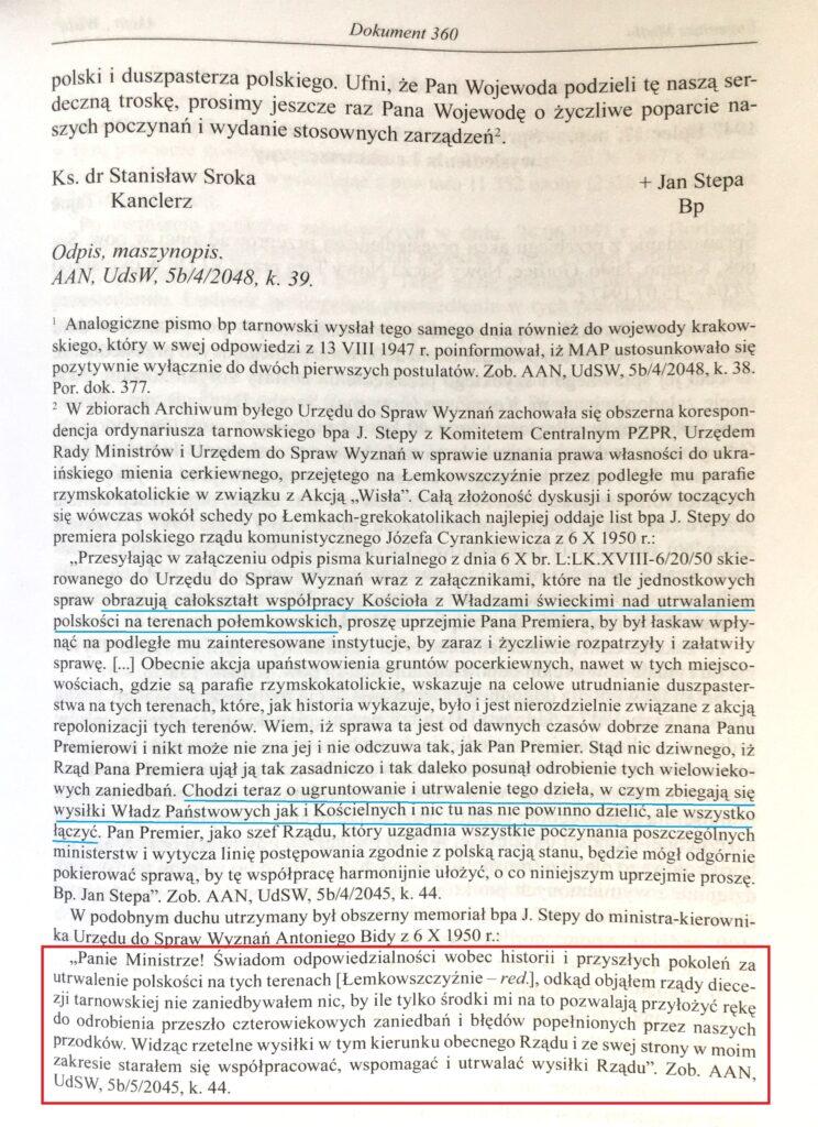 Skalpowanie Łemkowszczyzny_bp Jan Stepa_dok. 360_2