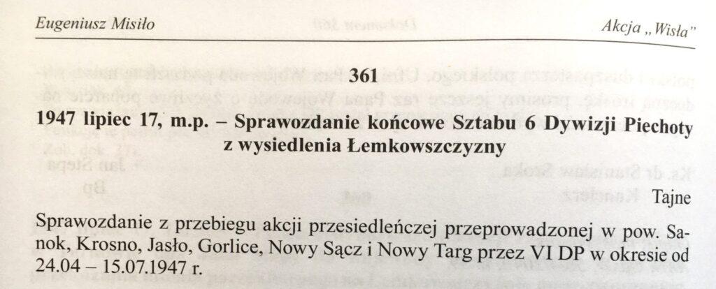 Skalpowanie Łemkowszczyzny_dok. 361_1